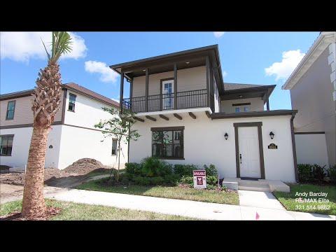 Viera New Homes | Model Home Tour | Cabrera with Studio model | Arrivas Village | Video Tour