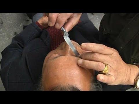 El Afeitador de Ojos: ¿Aguantarás este vídeo hasta el final?
