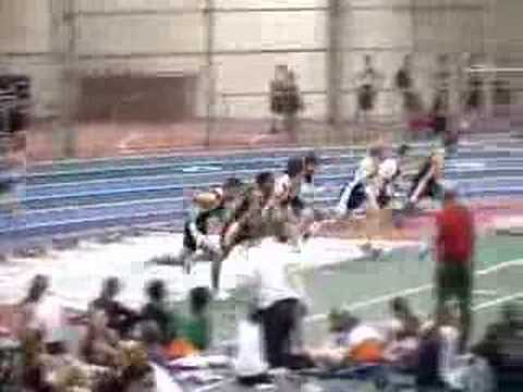 2007 Dual County League Dual Meet 2 55 Hurdles