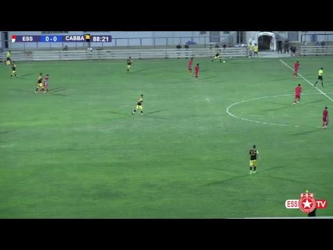 ESS - CABBA : Match Amical