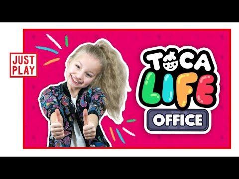 Toca Life: Office СЕКРЕТИКИ ИГРЫ И ПРИКОЛЫ (Let's Play от Вари)