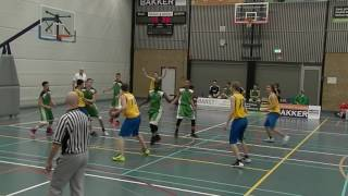 4 march 2017 rivertrotters U22 vs Green Eagles U20 65-43 4th period