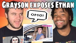Dolan Twins 'I Exposed Ethan's Relationship With Paparazzi' REACTION