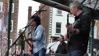 Mungo Jerry; In The Summertime Darlington Blues Festival 2014