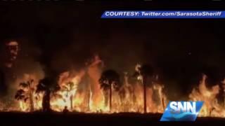 SNN: Venice Brush Fire