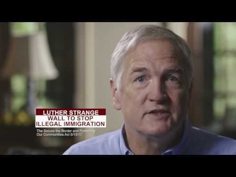 Luther Strange - Drain the Swamp
