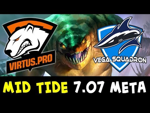 Tide mid vs carry Doom — new 7.07 META? VP vs Vega