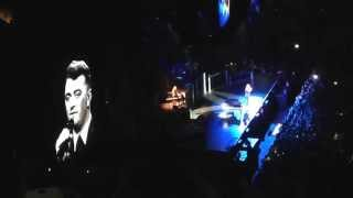 Sam Smith - Good Thing (live at Madison Square Garden -with introduction)