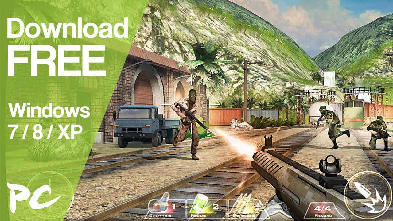 Kill shot скачать бесплатно на компьютер