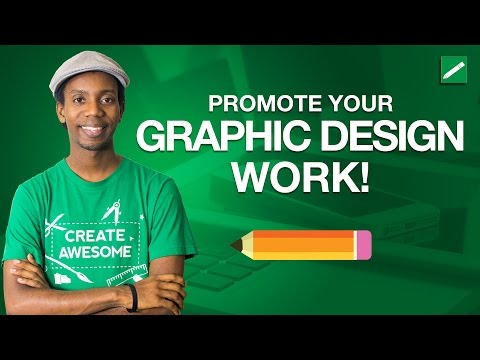 Promoting Your Graphic Design Work