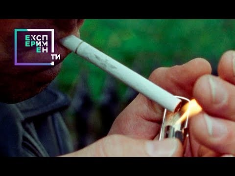 Как проявляется ломка от сигарет