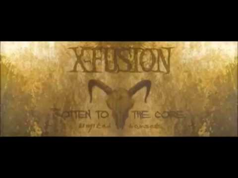 "X-FUSION - ""Rotten To The Core"" (3 CD Limited Boxset - 2007)"