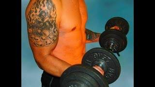 ejercicios para tonificar brazos y hombros