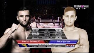 Mesud Selimovic(BiH) VS Petar Jaman(HR)