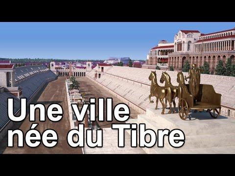 Rome, une ville née du Tibre