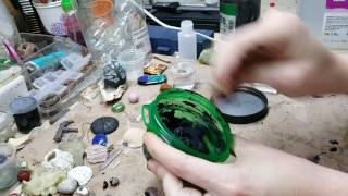DIY Conductive Paint for Electroforming