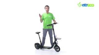 Электрический самокат Iconic GL(Подробнее тут: (http://www.eltreco.ru/market/catalog/elektrosamokaty/item/electric_scooter_iconic/) У нас представлен большой ассортимент электр..., 2016-04-06T06:47:39.000Z)