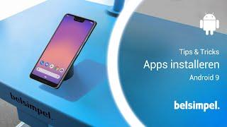 Tips&Tricks - Google Android 9: Apps installeren