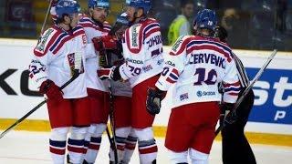 Euro Hockey Challenge 2016 Česko - Švýcarsko 2:1