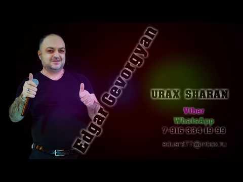 Edgar Gevorgyan - Urax Sharan  ( Audio CD )