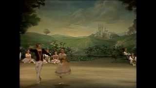 Peasant pas de deux act 1  Giselle