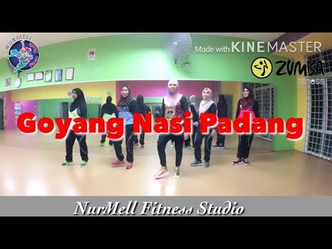 Zumba Dangdut Goyang Nasi Padang By Duo Anggrek With Zin Nurul