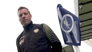 Neil Harris on Millwall's return to the Sky Bet Championship