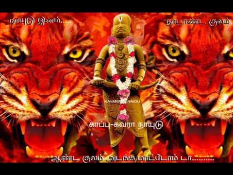 Naidu History in Tamil-நாயக்கர் வரலாறு