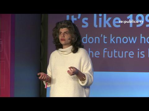 re:publica 2017 - Shermin Voshmgir: Disrupting Organizations: Decentralized Autonomous Organizations