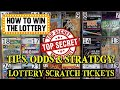 How to Play and Win Lottery Scratch Tick