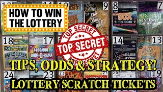 How to Play and Win Lottery Scratch Tickets - Answering Your Questions