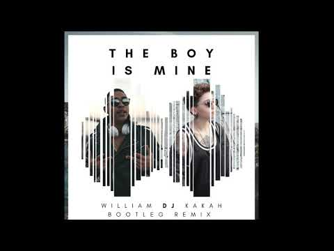 William DJ Kakah - THE BOY IS MINE