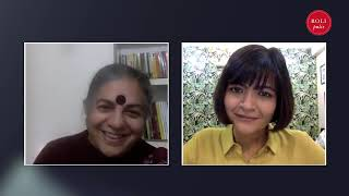 Vandana Shiva and Pragya Tiwari on Slow Living