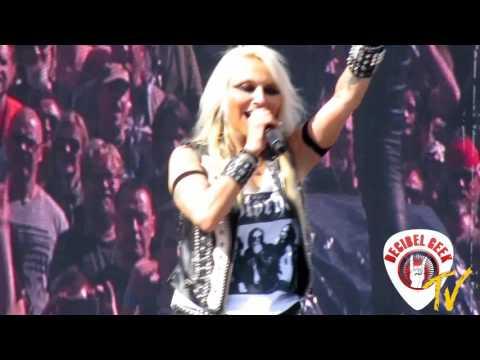 Doro Pesch's Warlock - Kiss Of Death: Live at Sweden Rock Festival 2017
