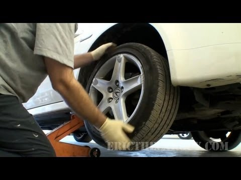 How To Find Suspension Noises 101 Ericthecarguy Youtube