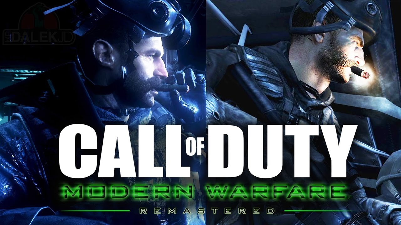call of duty modern warfare remastered torrent download