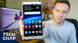 "Huawei Mate 9 Review - Living with a 5.9"" Phone! 