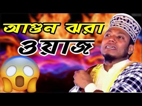 Video Waz আগুন ঝরা ওয়াজ ২০১৮ Bangla Waz 2018 Amir Hamza | New Waz | Bangla WAJ