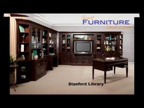 Parker House - Standford Library Collection From GreatFurnitureDeal.com