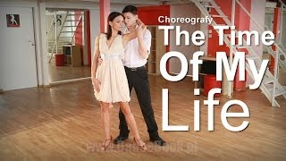 "Choreografia do utworu ""Time of My Life"" (Dirty Dancing) DanceBook.pl"