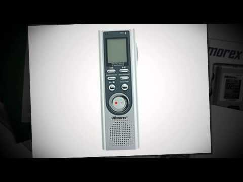 get out and listen with memorex digital voice recorder youtube rh youtube com  memorex voice recorder mb2059c manual