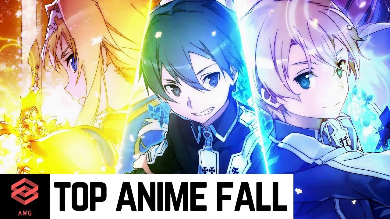 Top Upcoming Anime Fall 2018 – Part 2