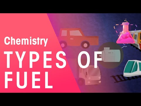 Different Types of Fuels for Transportation | Chemistry for All | The Fuse School