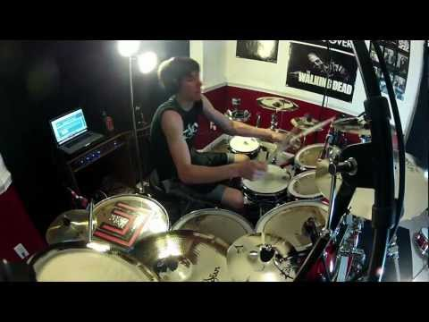 Give It Away - Drum Cover - Red Hot Chili Peppers