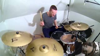 Chevelle - Take Out The Gunman (Drum Cover)