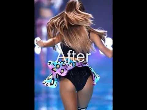 Ariana Grande Before & After Weight Loss