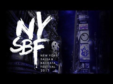 New York Salsa Bachata Festival - Sunday Shows
