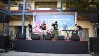 Tatsulok cover by Jasmin Band(119th Independence Day Celebration @ Tainan City, Taiwan)