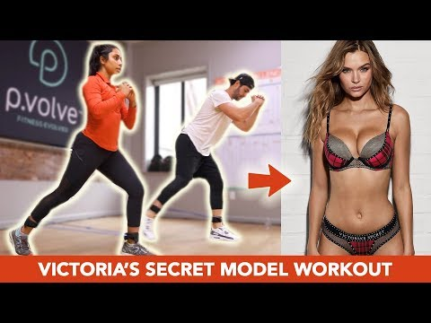 Trying The Victoria's Secret Model
