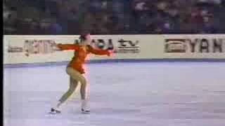 Елена Водорезова - 1978 год - чемпионат мира